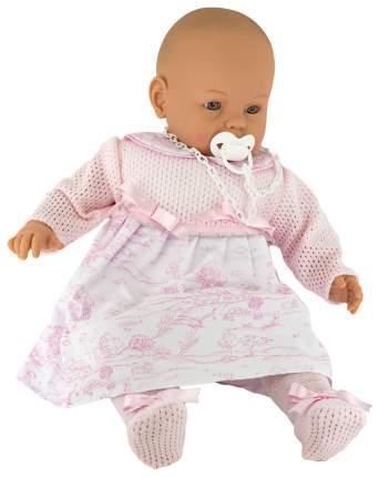 """Кукла """"Паола"""", в розовой одежде (в пакете)"""