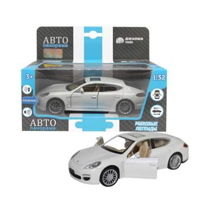 Машинка металлическая Автопанорама 1:32 Porsche Panamera S, JB1251137