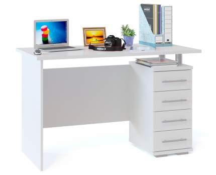 Компьютерный стол СОКОЛ КСТ-106.1 7673008, белый