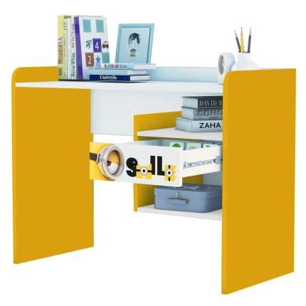 Детский стол письменный Polini kids Fun 1000 Миньоны, желтый