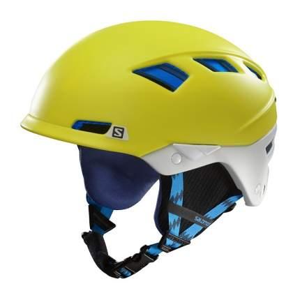 Горнолыжный шлем Salomon MTN Lab 2017, желтый, L