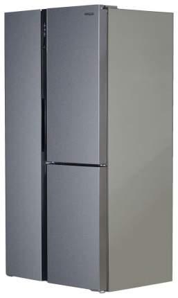 Холодильник Ginzzu NFK-610 Grey