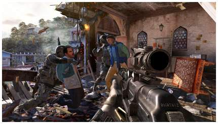 Игра Activision Call of Duty: Modern Warfare 3 Коллекция 1 для PC