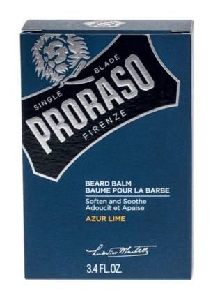 Бальзам для бороды и усов Proraso Azur Lime Beard Balm 100 мл