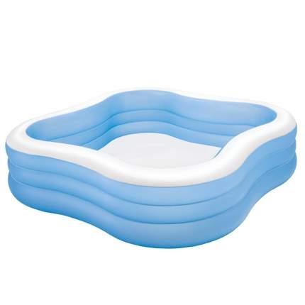 Бассейн надувной INTEX от 6 лет 229х229х56 см в ассортименте