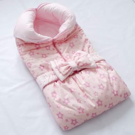 Одеяло-трансформер Евгения Весна Звездочки розовые