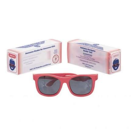 Солнцезащитные очки Babiators Original Navigator Rockin` Red 3-5 лет