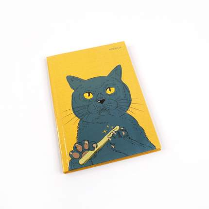 """Книга для записей """"Важный котик"""" А5, 80л"""