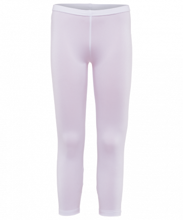 Леггинсы женские Amely AA-2501 белые, 38 RU