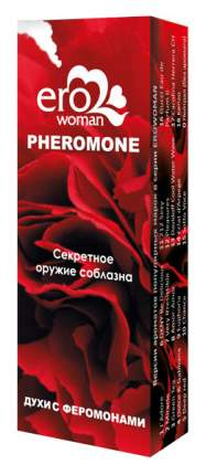 Женские духи с феромонами Биоритм Erowoman №8 10 мл