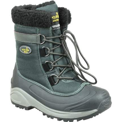 Ботинки для рыбалки Norfin Snow, green, 44 RU