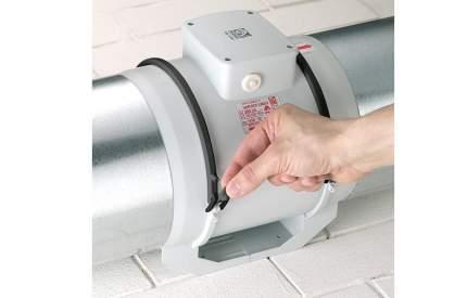 Вентилятор вытяжной Vortice Lineo 100 Q V0 17005VRT