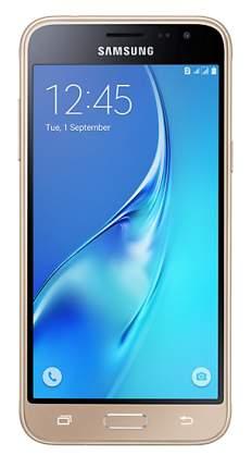 Смартфон Samsung Galaxy J3 (2016) 8Gb Gold (SM-J320F)