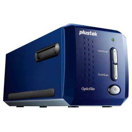 Сканер Plustek OpticFilm 8100 Синий