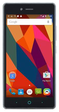 Смартфон ZTE Blade A476 8Gb Black