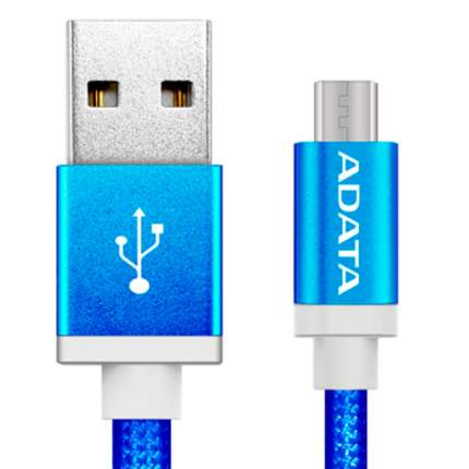 Кабель Adata microUSB 1м Blue