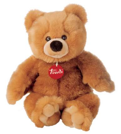 Мягкая игрушка Trudi Медведь Гектор, 38 см