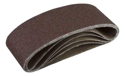 Шлифовальная лента для ленточной шлифмашины и напильника Зубр 35341-080