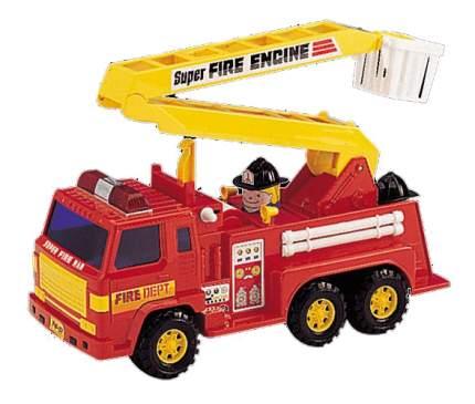 Машина спецслужбы Daesung Пожарная машина 404