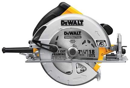 Сетевая циркулярная пила DeWALT DWE575K-QS