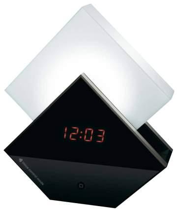 Часы-будильник UNIEL UTV-70R Черный