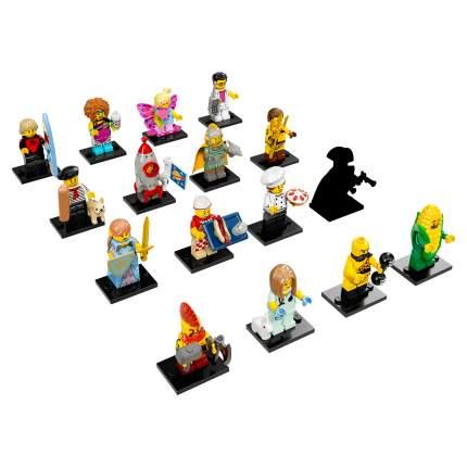 Конструктор LEGO Minifigures Минифигурки LEGO, серия 17 (71018)