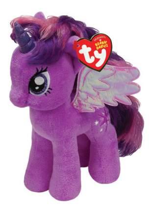 Мягкая игрушка TY My Little Pony Пони Twilight Sparkle 20 см
