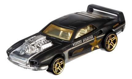 Машинка Hot Wheels Капитан Америка DJK75 DJK76