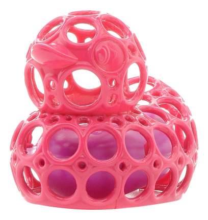 """Игрушка для ванны Oball """"Уточка"""" розовая"""