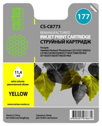 Картридж для струйного принтера Cactus CS-C8773