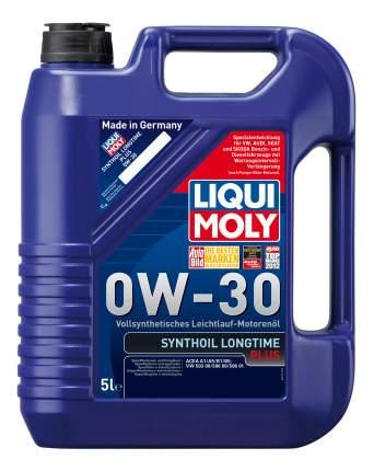 Синтетическое моторное масло LIQUI MOLY  Synthoil Longtime Plus 0W-30 A1/A5/B1/B5 5л