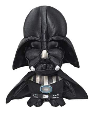Мягкая игрушка Jakks Pacific Звездные войны Дарт Вейдер плюшевый со звуком