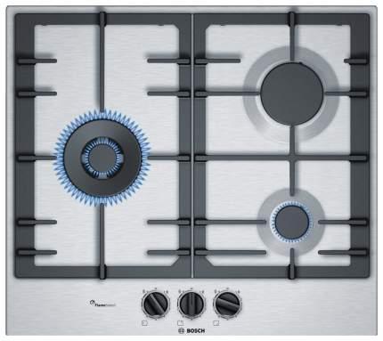 Встраиваемая варочная панель газовая Bosch PCC6A5B90 Silver