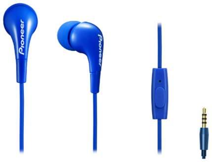 Наушники Pioneer SE-CL502T Blue