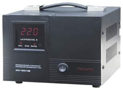 Однофазный стабилизатор Ресанта ACH-1000/1-ЭМ