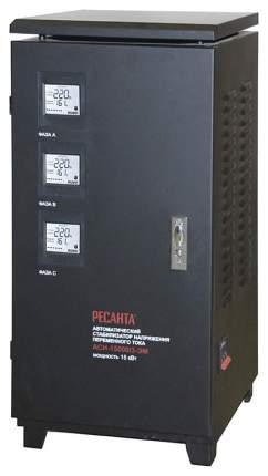 Трехфазный стабилизатор Ресанта АСН-15000/3