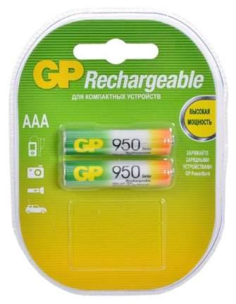 Аккумулятор GP Batteries 95АААНС 2 шт