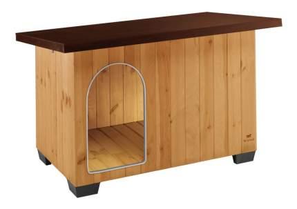 Будка для собак Ferplast Baita 60 деревянная,73,5х59х52,5см