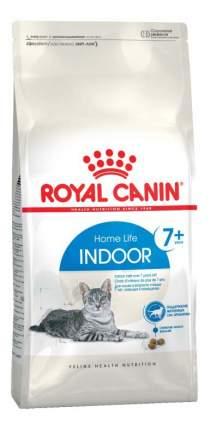 Сухой корм для кошек ROYAL CANIN Home Life Indoor 7+, для домашних старше 7 лет, 1,5кг