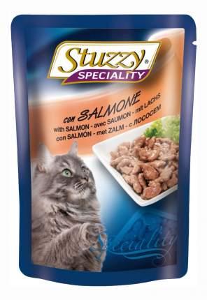 Влажный корм для кошек Stuzzy Speciality, лосось, 24шт, 100г