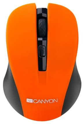 Беспроводная мышь CANYON cNE-CMSW1O Orange