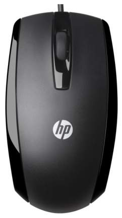 Проводная мышка HP X500 Black (X500)
