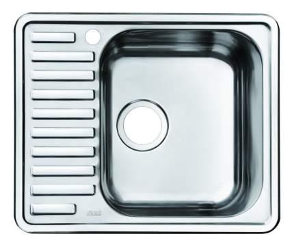 Мойка для кухни из нержавеющей стали IDDIS Strit STR58SRi77