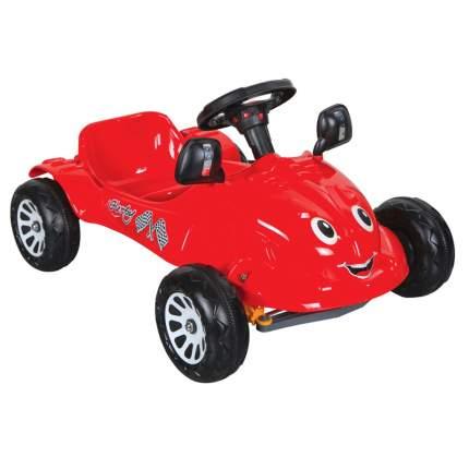 Педальная машина Pilsan Herby (7302plsn)