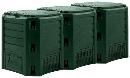 Компостер Prosperplast Module 1200л зеленый (IKSM1200Z-G851)