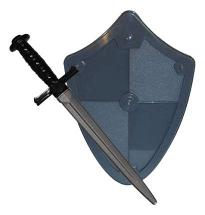 Боевое снаряжение Пластмастер Плэйдорадо Рыцарь