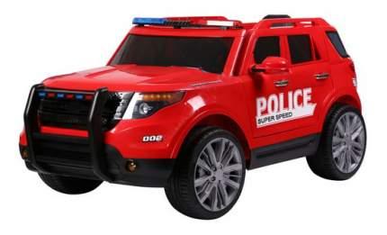 Электромобиль Weikesi Police CH9935 Красный