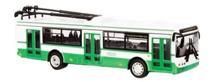 Коллекционная модель Joy Toy Троллейбус