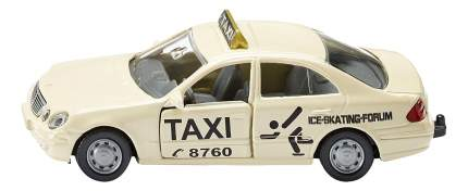 Коллекционная модель Siku Такси
