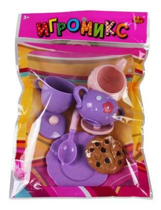 Набор посуды игрушечный ABtoys Чаепитие M6011